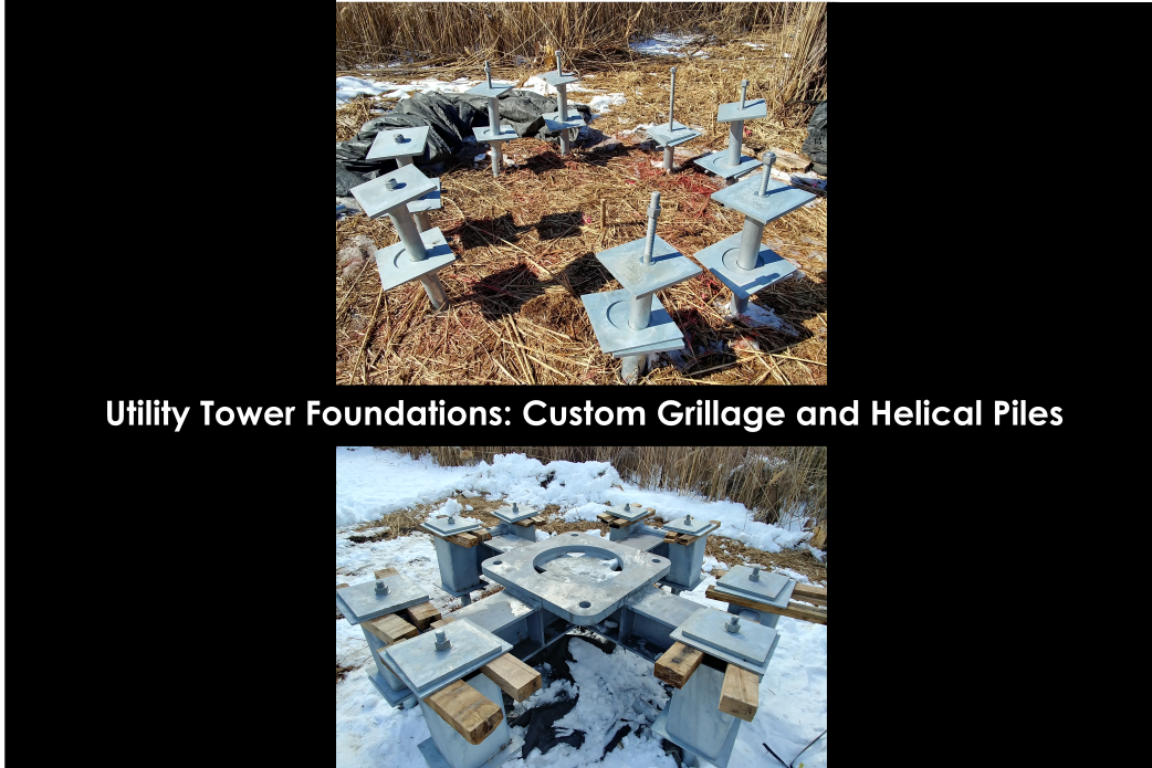 The Northeast's CHANCE Helical Pile Distributor - The
