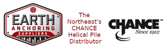 The Northeast's CHANCE Helical Pile Distributor